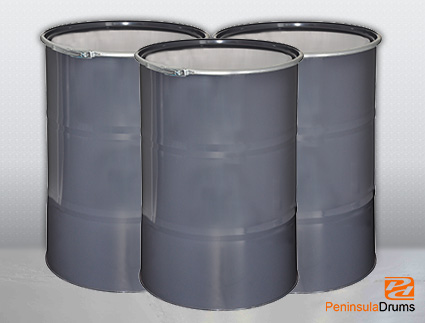 Open Top Cylindrical Drums